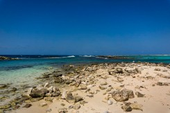 Deserted Beach, Aruba.