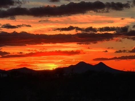 Arizona Sunset.