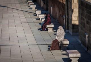Moroccan Moslem Women.