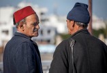 Moroccan Men.