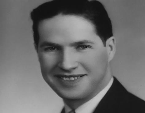 Donald Lockwood Dalrymple, March 13, 1914 – January 30, 1986.