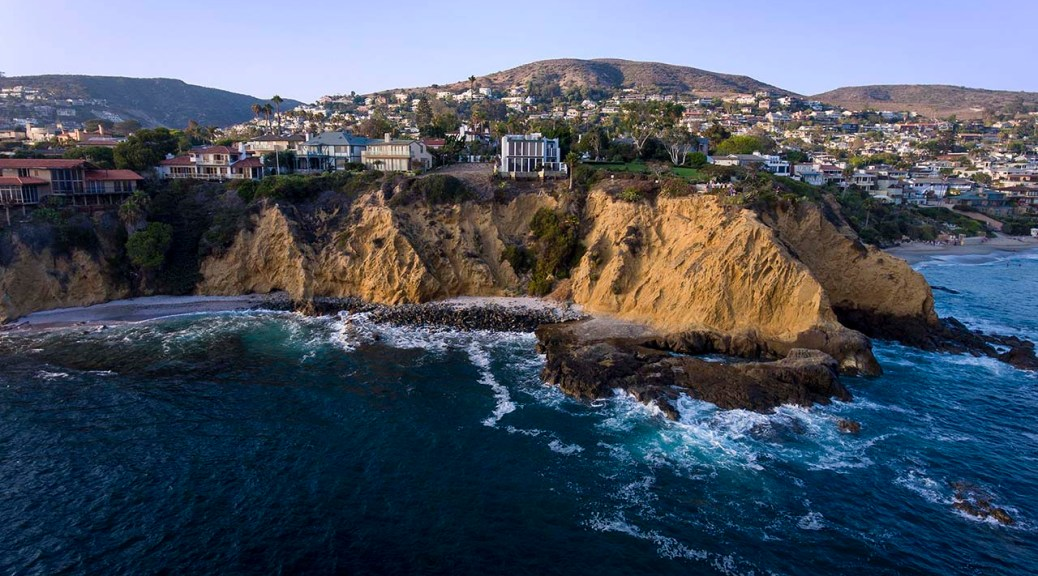 Crescent Bay, California.