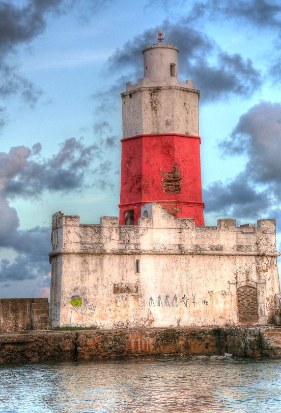 Recife, Brazil Light House.