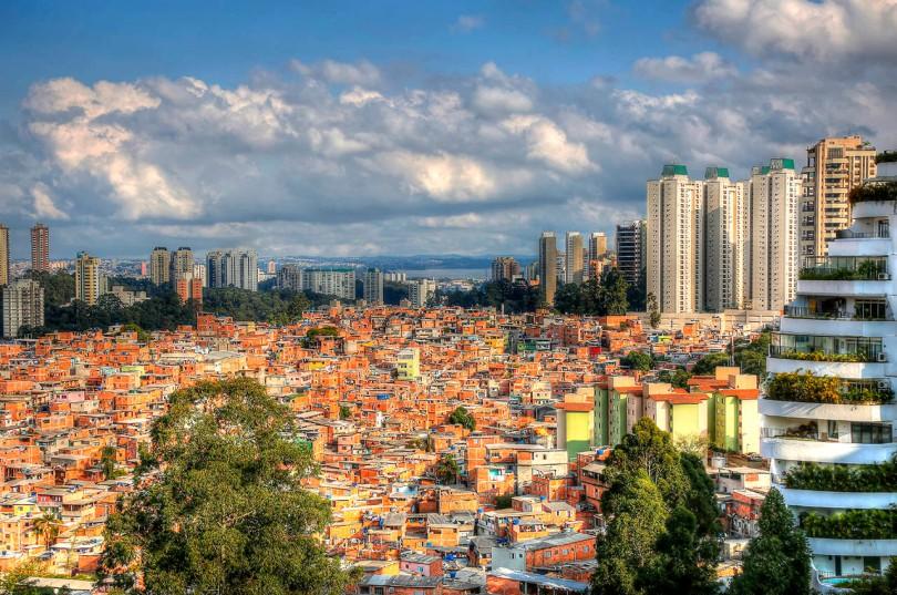Sao Paulo Favela