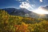 Mount Timpanogos Fall Colors
