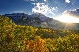Mount Timpanogos Fall Colors
